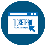 Ticketpro logo